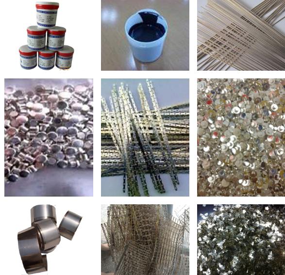 如何回收含白金钛等贵金属的废料?