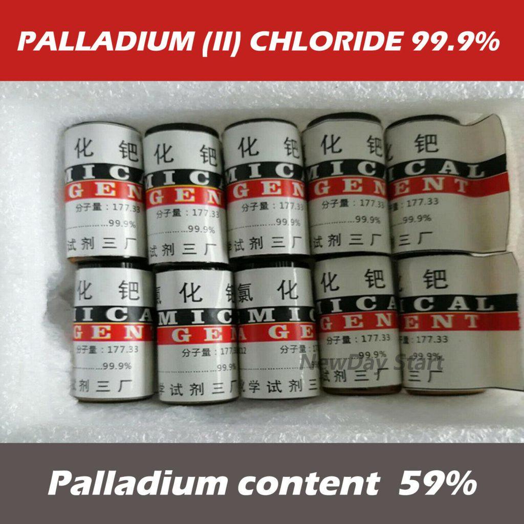 钯氯化钯回收